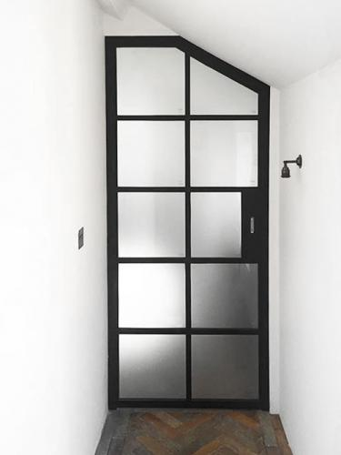 Steel doors Chiswick